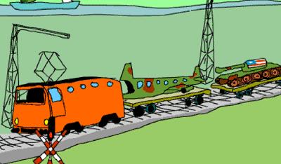 Nieuwe Wapentransporten