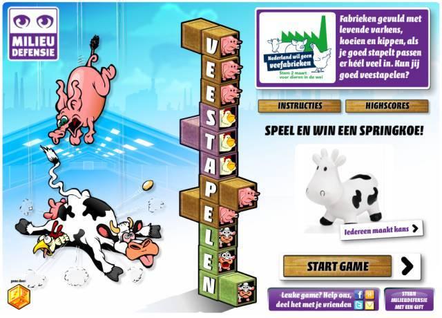 Zin in een potje veestapelen? http://veestapelen.nl