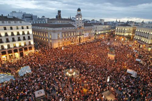 Madrid Mei 17