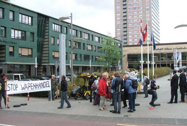 Okura, EADS, gemeente Amsterdam: één front...