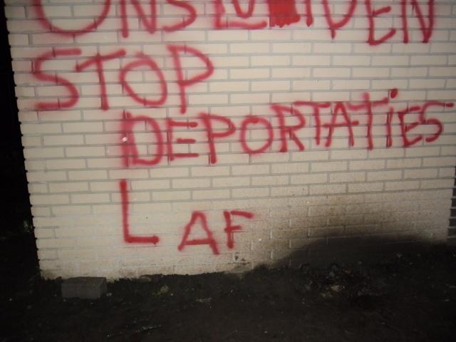 Stop deportaties LAF